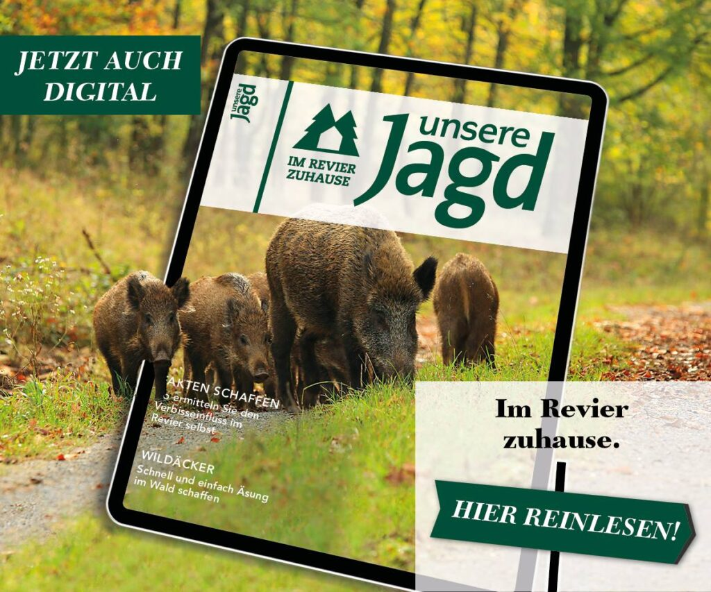 Unsere Jagd digitale Ausgabe